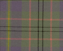 Taylor tartan, usually worn by piper, Brian Quirk, Lawrence, MA